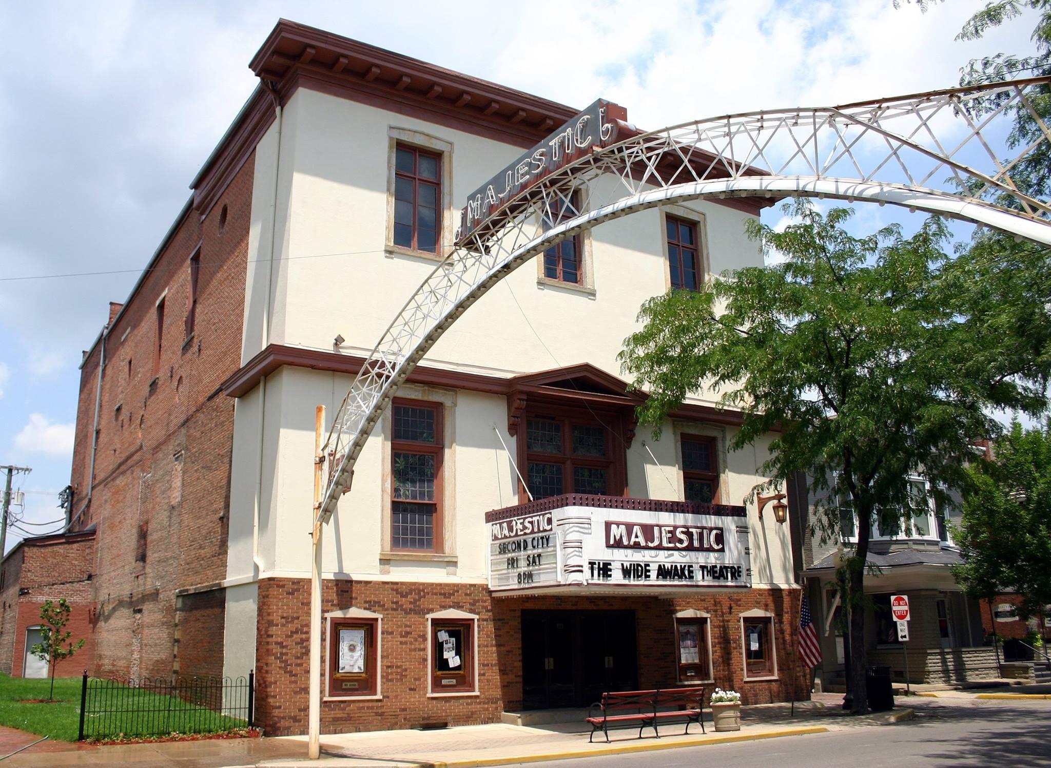 Home Majestic Theatre