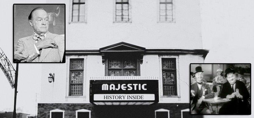 Learn about the Majestic Theatre's history!