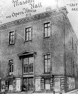 Masonic Opera House image