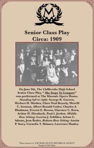1909 Class Play.crtr