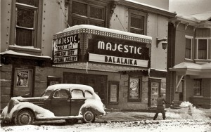 Majestic Theatre in 1940