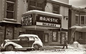 Majestic Theatre in 1940